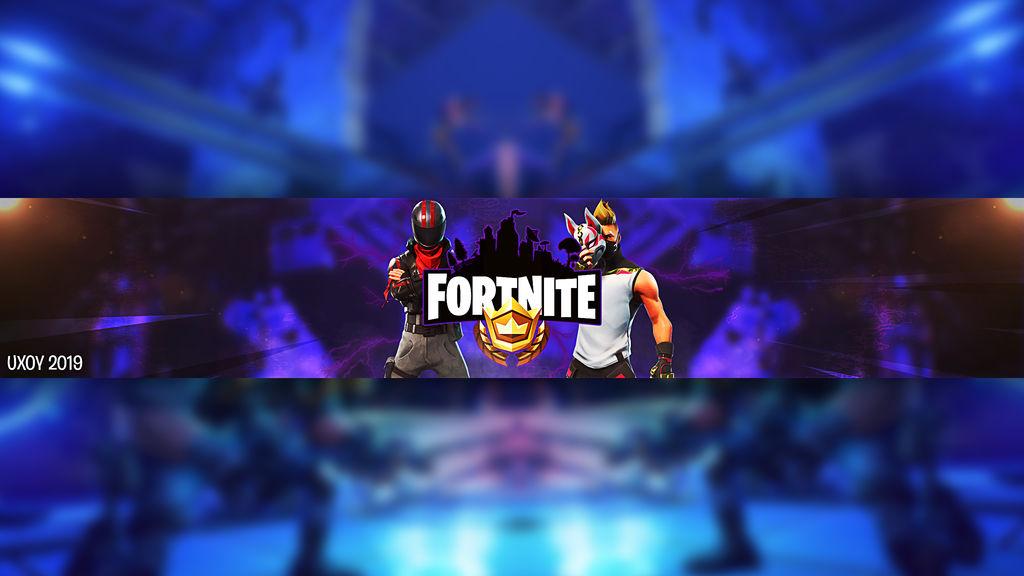 Fortnite Wallpaper Youtube Banner