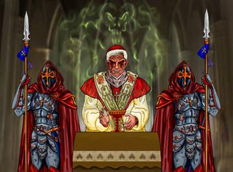 Supreme Pontifix by JMonteiro
