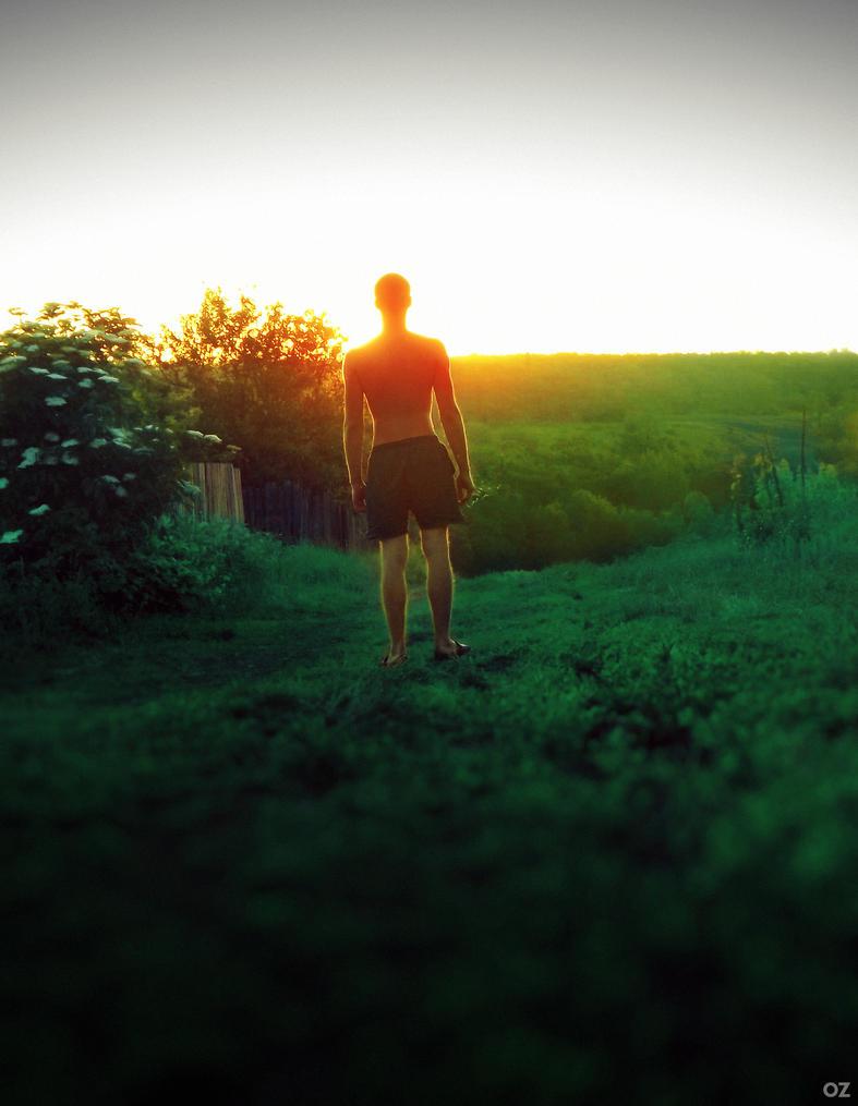 Sunset by SawyerAFK