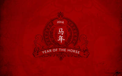 Chinese New Year - Year of the Horse 02