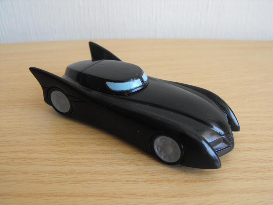 Batman Car Cake Topper