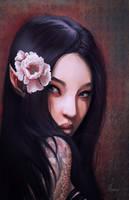 Asian Elf by HELMUTTT