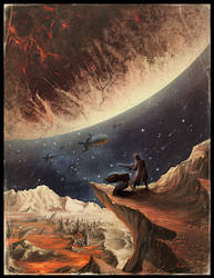 Cover for Dark Planet
