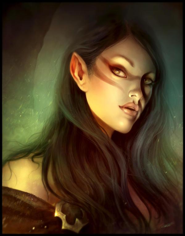 Beautiful Poison by HELMUTTT