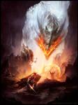 Battle Cave by HELMUTTT