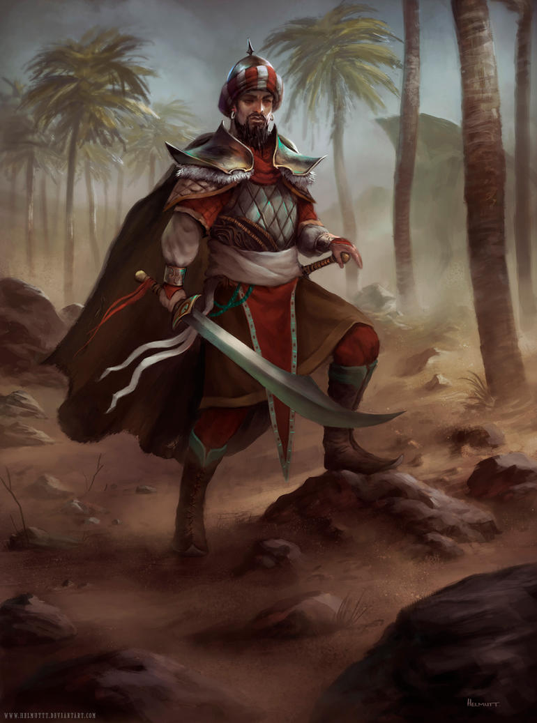araby knight Races and nations of warhammer fantasy bretonnia was founded when the knight lord giles drove the hordes of orcs and chaos out of bretonnia in the.