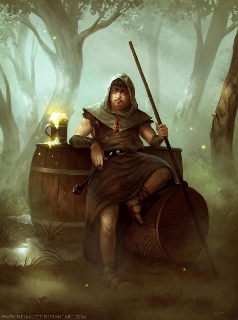 Sherwood's Legacy Friar Tuck by HELMUTTT