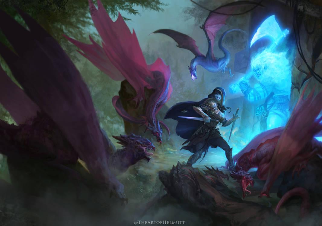 The Runes Of Destiny by HELMUTTT