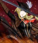 Bloodborne - Lady Maria of the Astral Clocktower