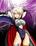 Langrisser II - Dark Princess Lana