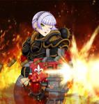 Warhammer 40k - Heavy Bolter Sister
