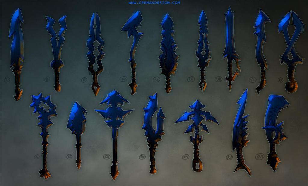 Sword Art Online Ui Designs