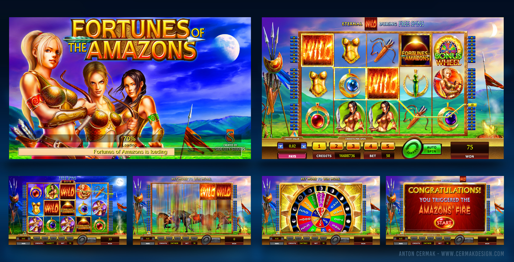 watch casino online video slots