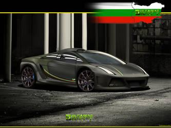 Lamborghini Gallardo LP 580-2 by PepiDesigns