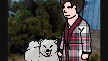 Alf And Doggo Cu