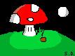 mushroom by wolfspiritsd