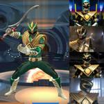 The Green Ranger V2