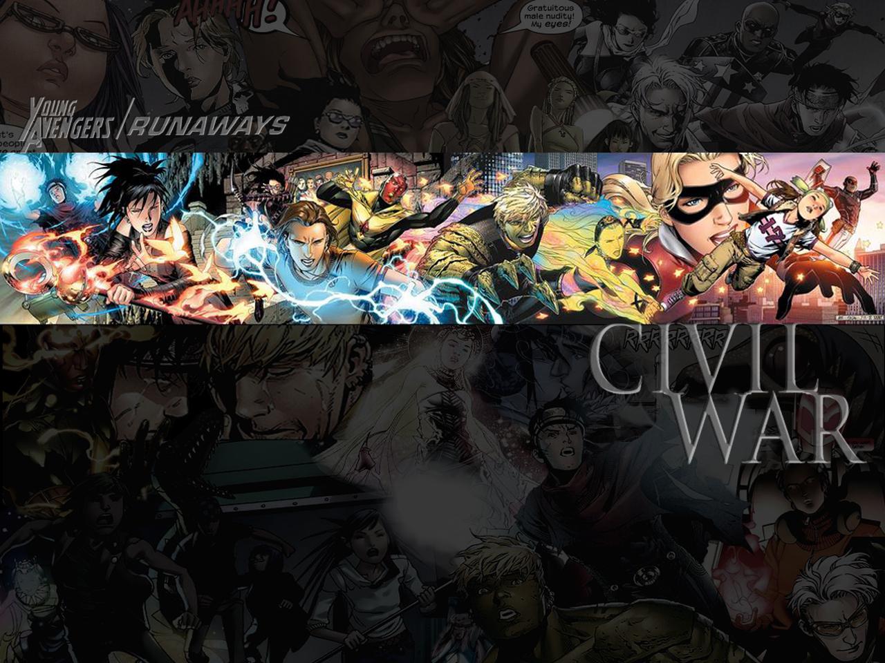 Download Wallpaper Marvel Runaways - runaways_young_avengers_cw_by_spideyboy1111  Image_403310.jpg