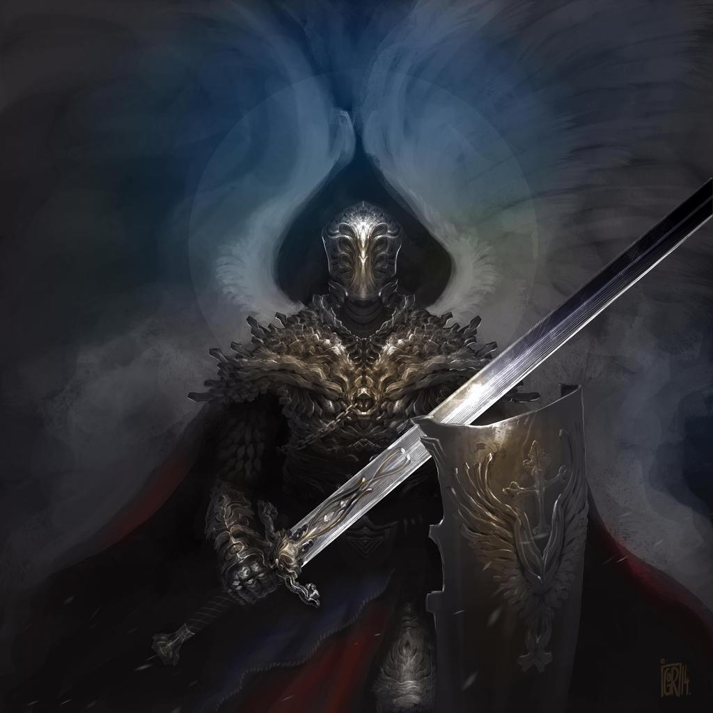 Crusader-Gear of Heavens by KockeKocke