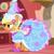 AppleJack in a dress free icon by mariokinz