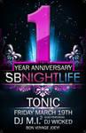 SB Nightlife Annivesary