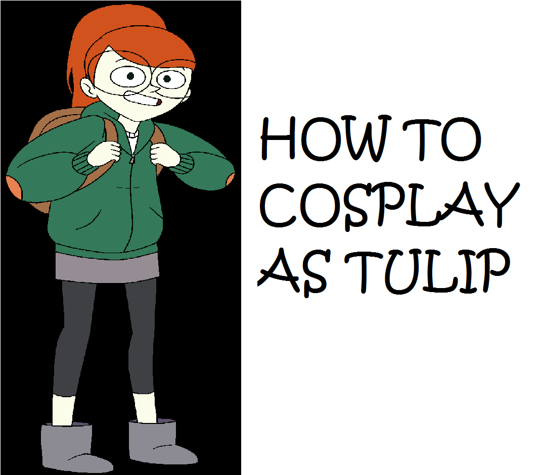 How to Cosplay as Tulip by Prentis-65