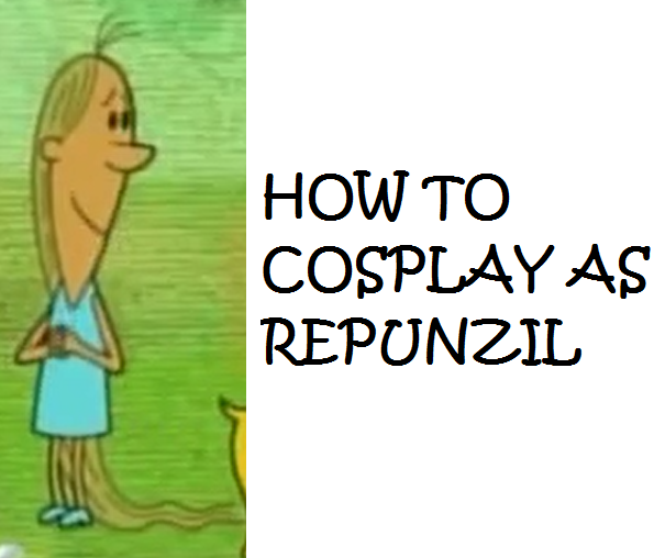 How to Cosplay as Repunzil by Prentis-65