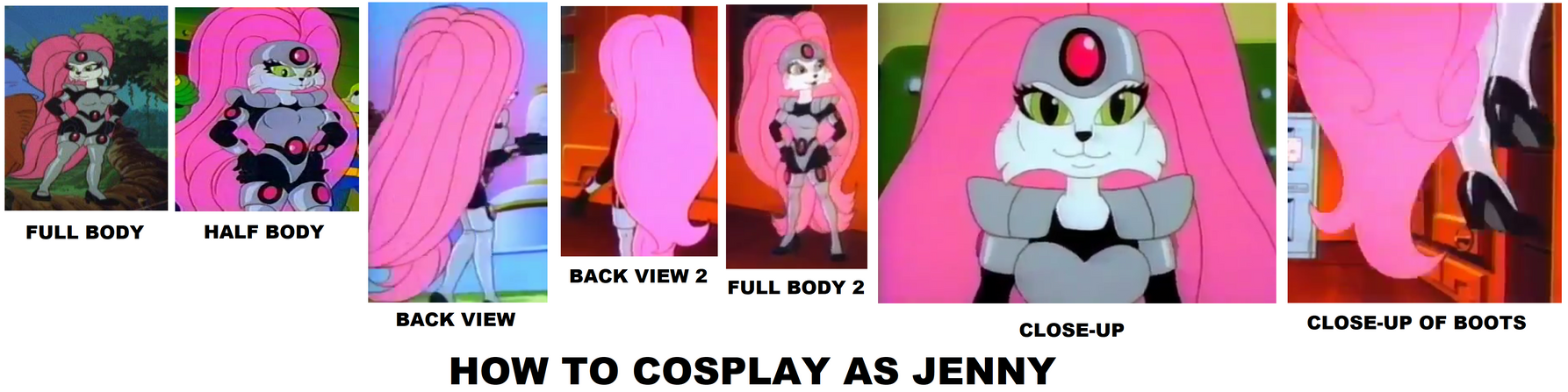 How to Cosplay as Jenny by Prentis-65