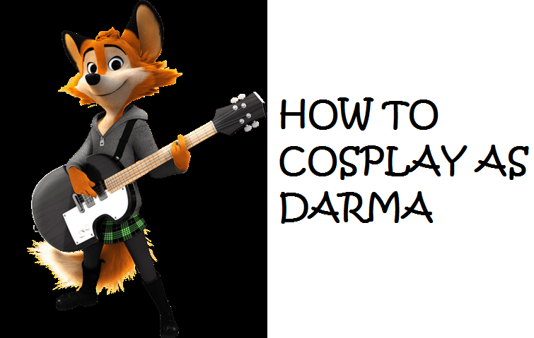 How to Cosplay as Darma by Prentis-65