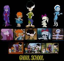 The Ghoul School by Prentis-65