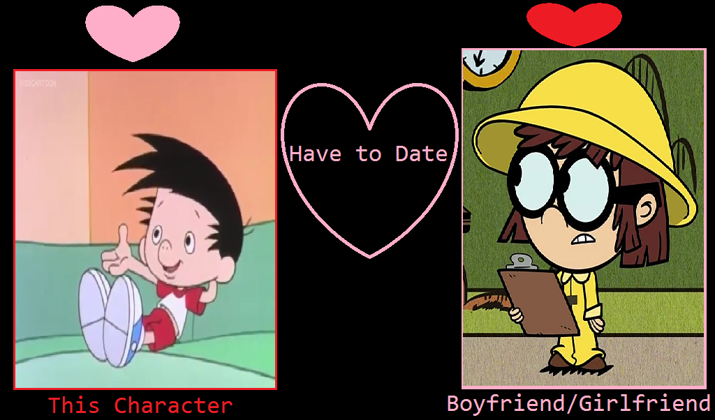 What If Bobby Dates Lisa Loud by Prentis-65