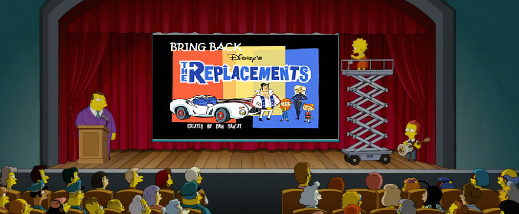 Lisa Saves The Replacements by Prentis-65