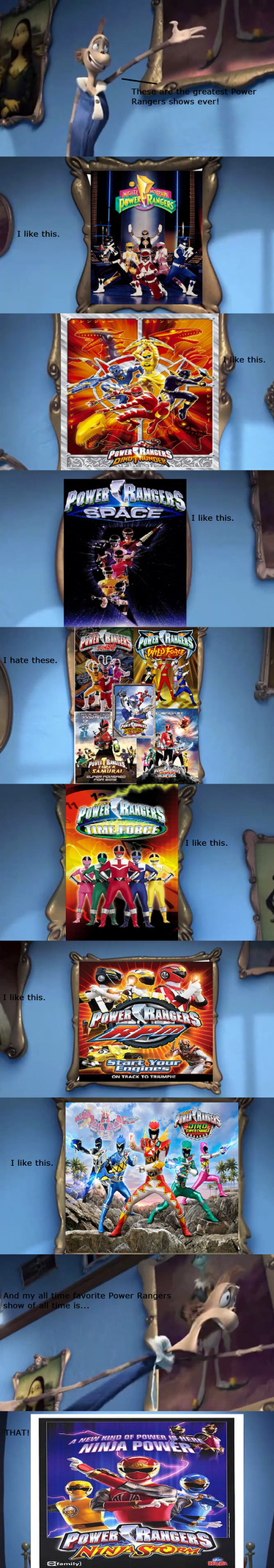 Hall of Great Power Rangers Shows by Prentis-65