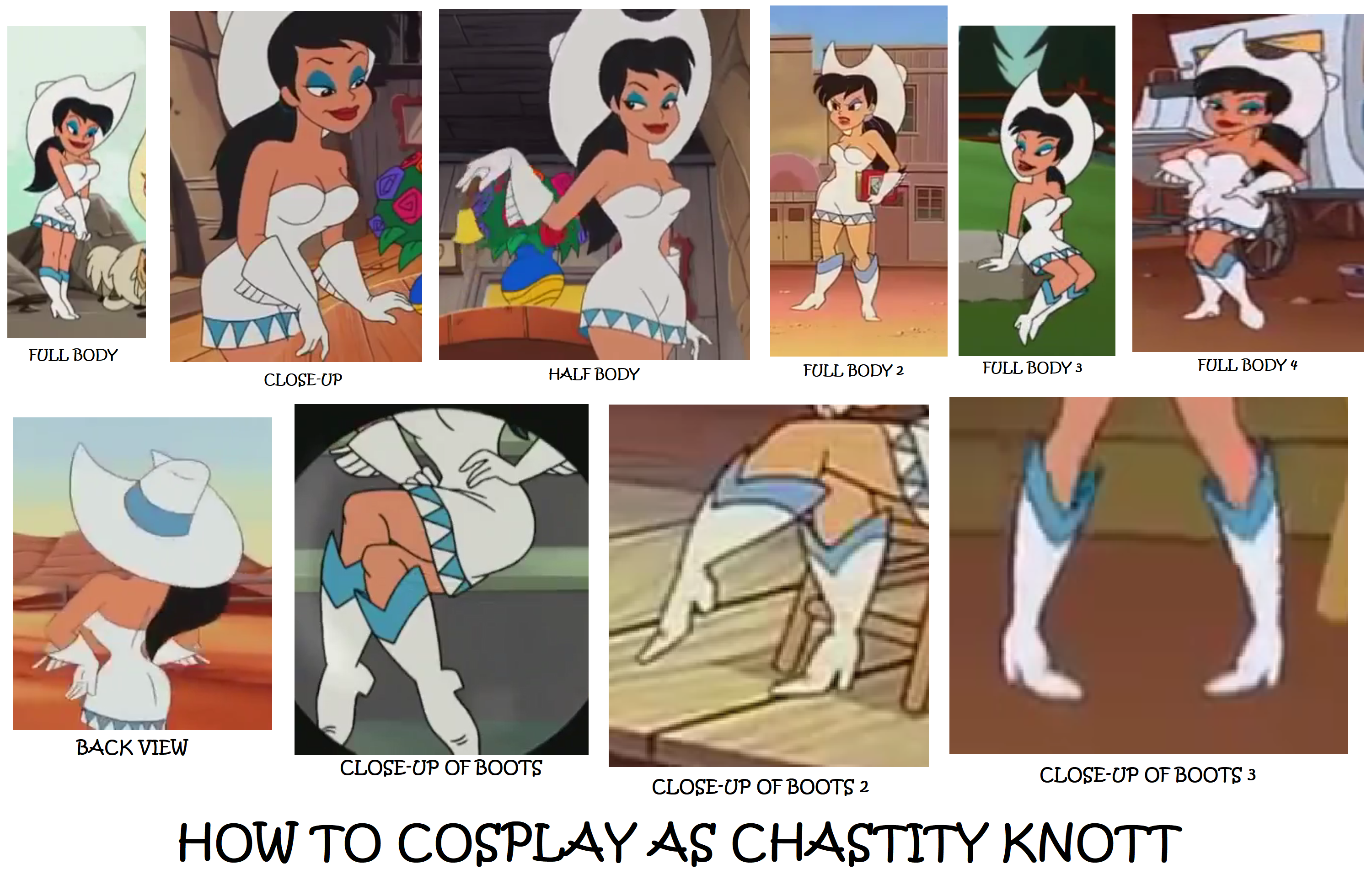 How to Cosplay as Chastity Knott by Prentis-65