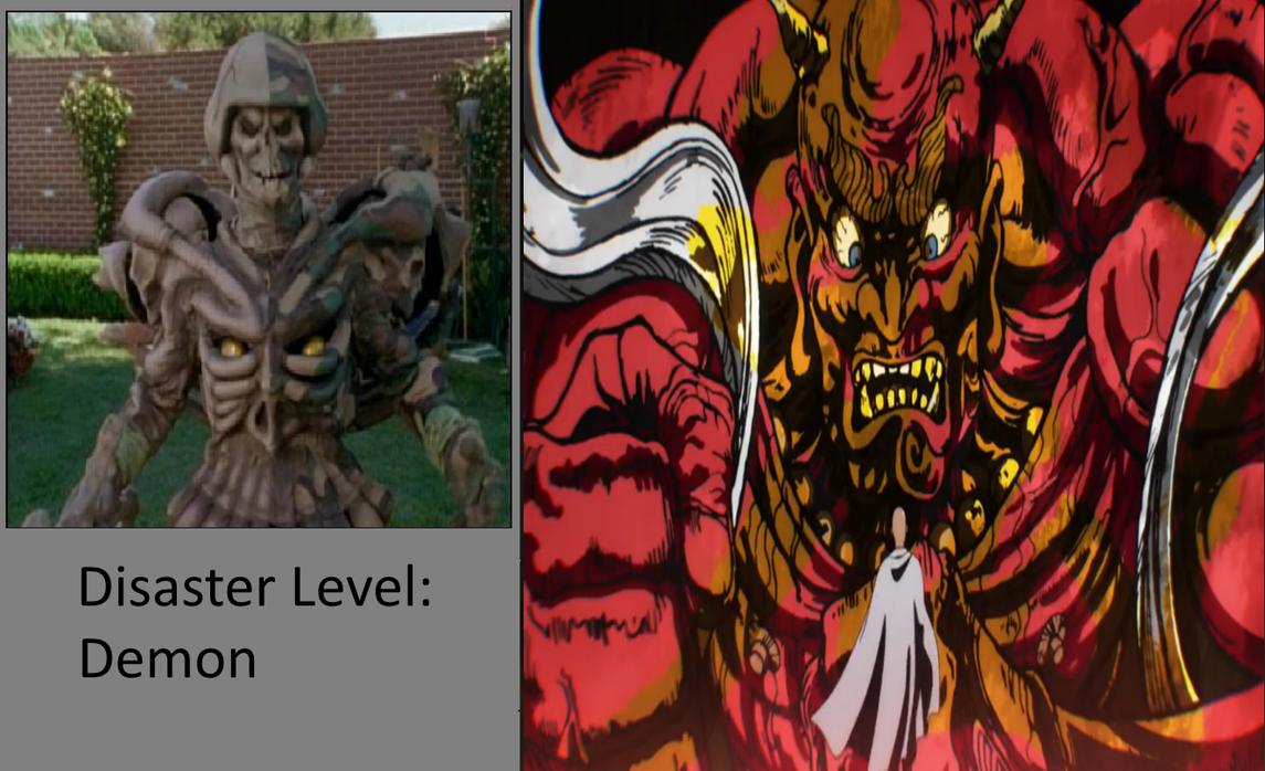 Disaster Level: Demon-Rito Revolto by Prentis-65