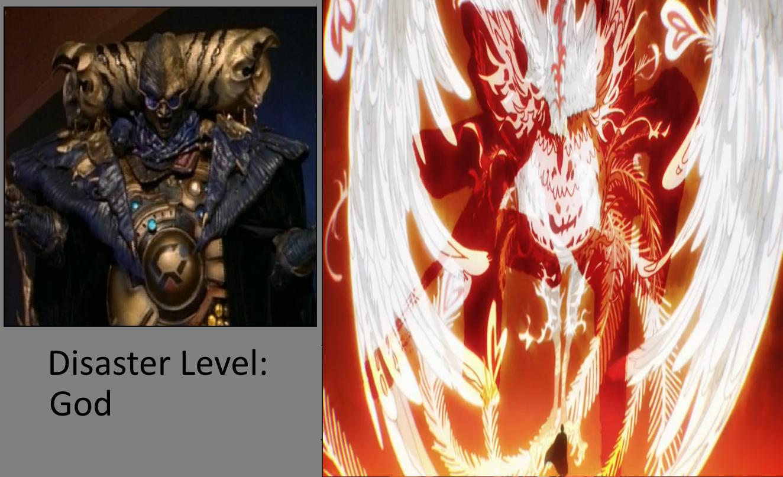 Disaster Level: God-Master Vile by Prentis-65