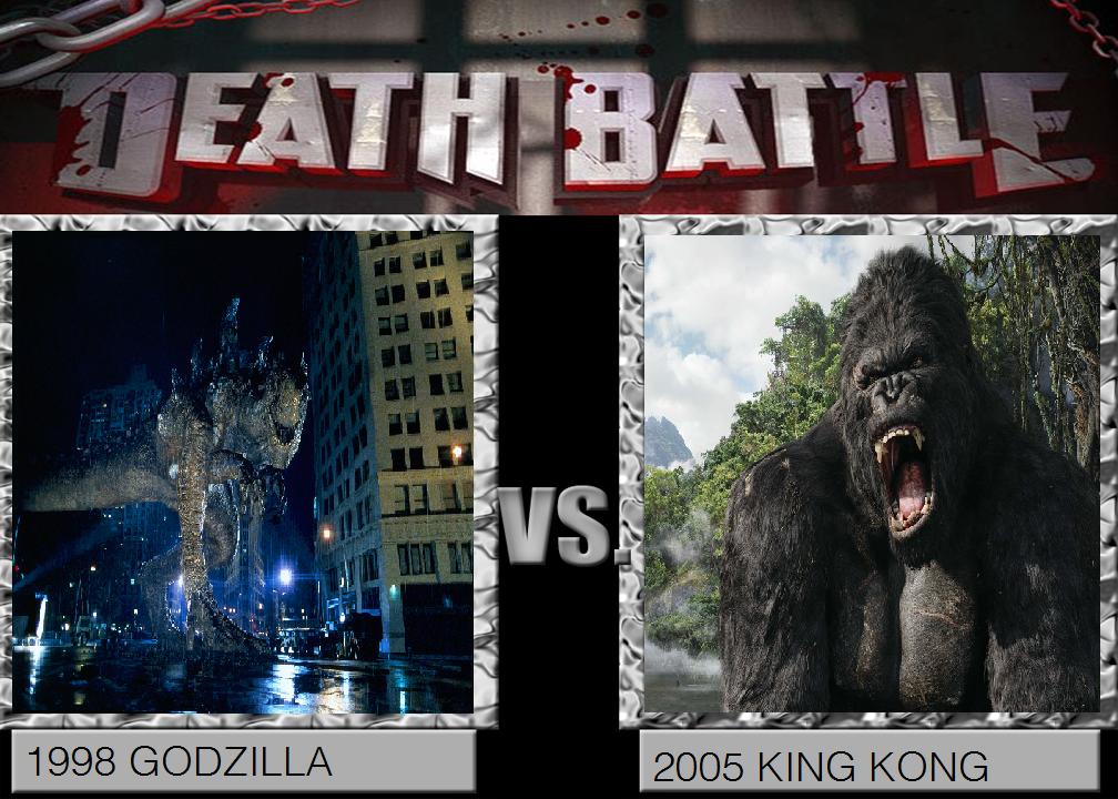 Death Battle-98 Zilla vs 05 Kong by Prentis-65