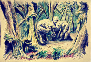 Trollshaws by Giulianog