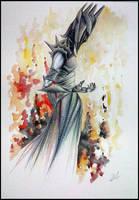Dark Lord by Giulianog