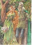Goldberry and unfamiliar sinda