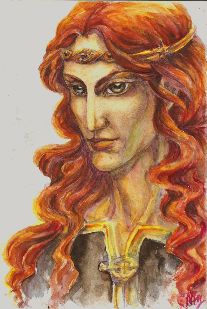 Russandol portrait by Righon