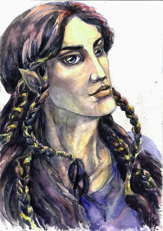 Astaldo portrait by Righon