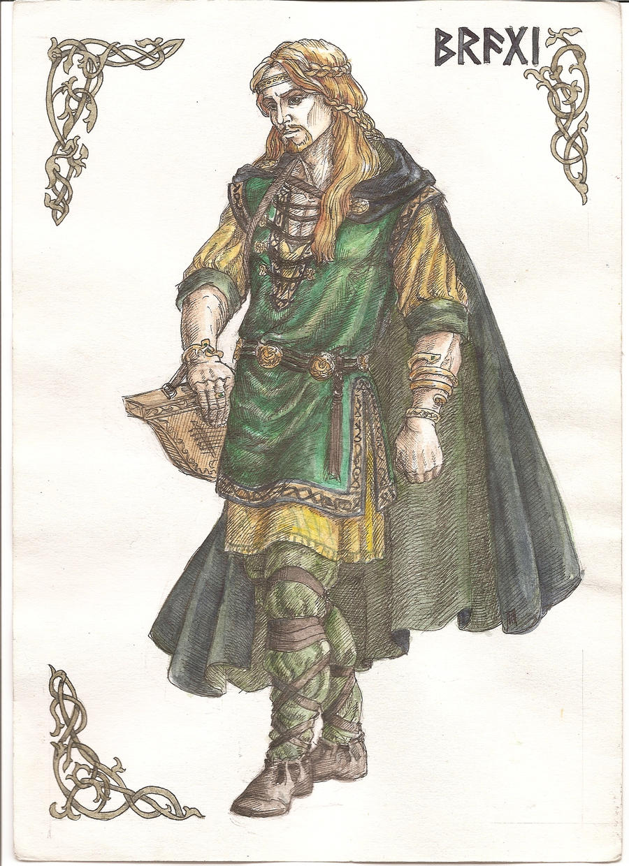 bragi norse god - photo #1