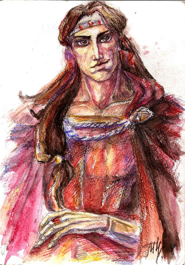 Caranthir by Righon