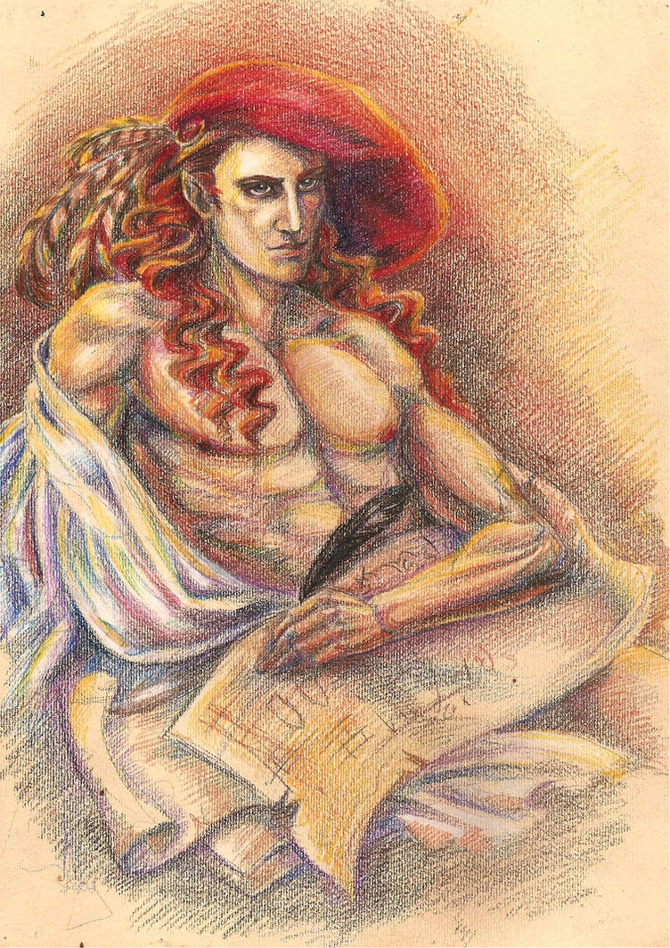 Maedhros-Renaissance by Righon