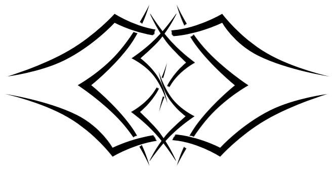 Spider Tribal Tattoo by regital on DeviantArt