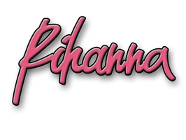 Rihanna PNG by EmilyMalik