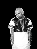 Chris Brown - PNG by EmilyMalik