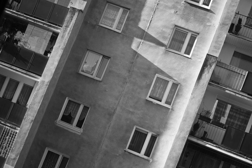 Block of flats. by unhappy-princess