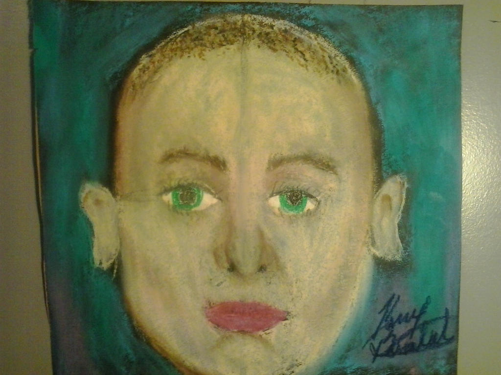 Sinead O'connor by methadonepretty